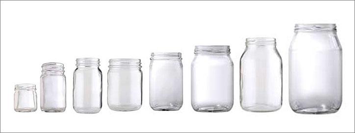 Jirglass envases y botellas de vidrio frascos y empaques - Comprar tarros de cristal pequenos ...